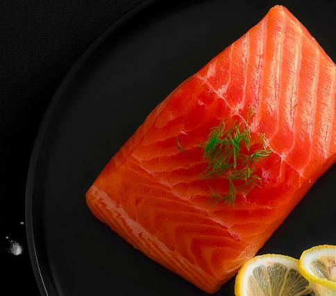 米家電磁爐 舒肥鮭魚排
