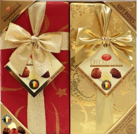 Delafaille 綜合巧克力禮盒