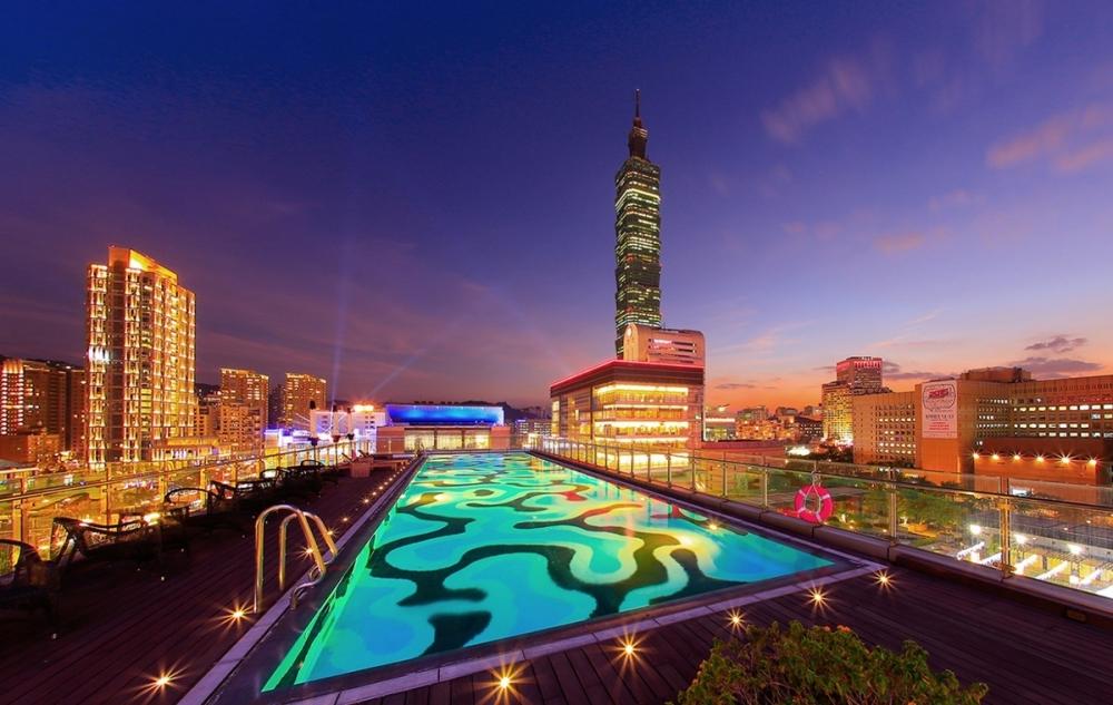 台北101寒舍艾麗酒店